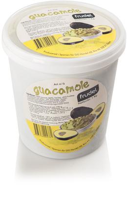 Guacamole - Producto Frudel